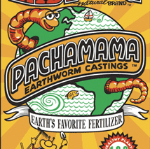lady bug brandPachamama Earthworm Castings™